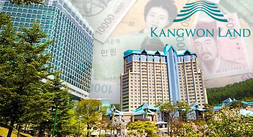 South Korea's Kangwon Land casino shows signs of turnaround