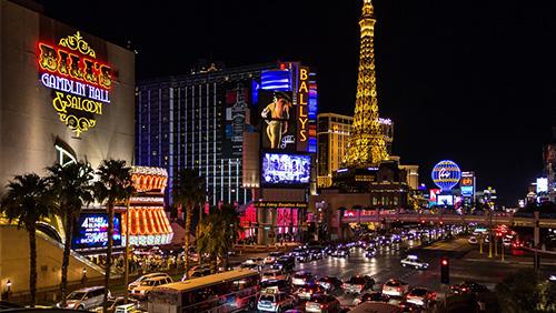 Las Vegas not ready to allow marijuana in casinos