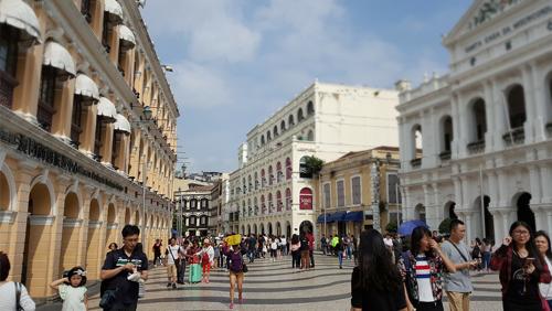 Macau tourism committee starts to doubt tourist tax idea