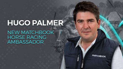 Matchbook Betting Exchange recruits trainer Hugo Palmer