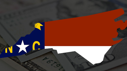North Carolina approves gambling—with a huge catch