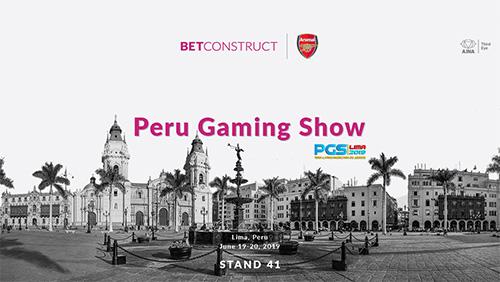 BetConstruct at Peru Gaming Show