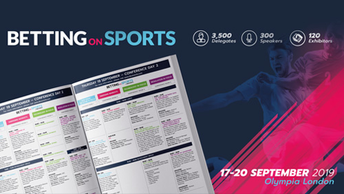 Betting on Sports presents 'biggest and most comprehensive agenda'