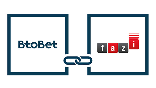 BtoBet bolsters its casino portfolio with fazi interactive deal