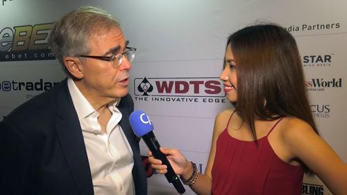 Jay Walker on finding innovative solutions to hurdles in gambling