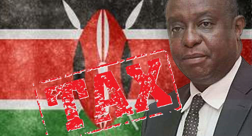 Kenya to impose new 10% tax on sports betting stakes