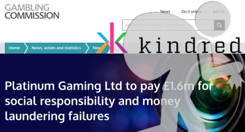 Kindred Group pays £1.6m after UK customer bet with stolen funds