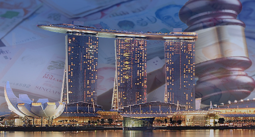 Marina Bay Sands casino settles with VIP gambler over $10m debt