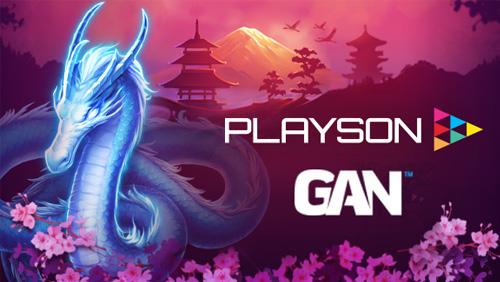 Playson announces GAN partnership
