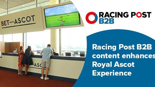 Royal Ascot experience boosted by expert Racing Post content