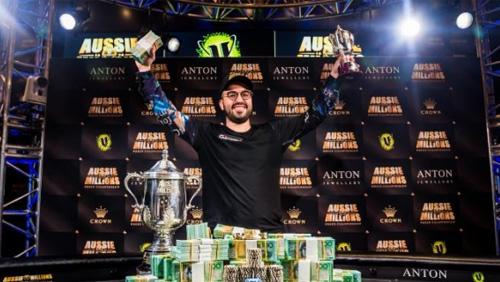 2020 Aussie Millions Poker Championship schedule announcement