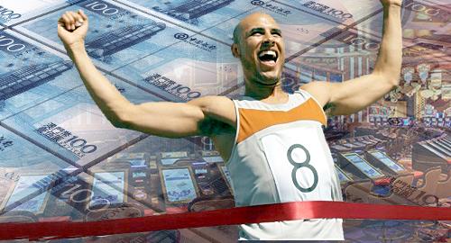 Macau mass gaming outpaces VIP for second straight quarter