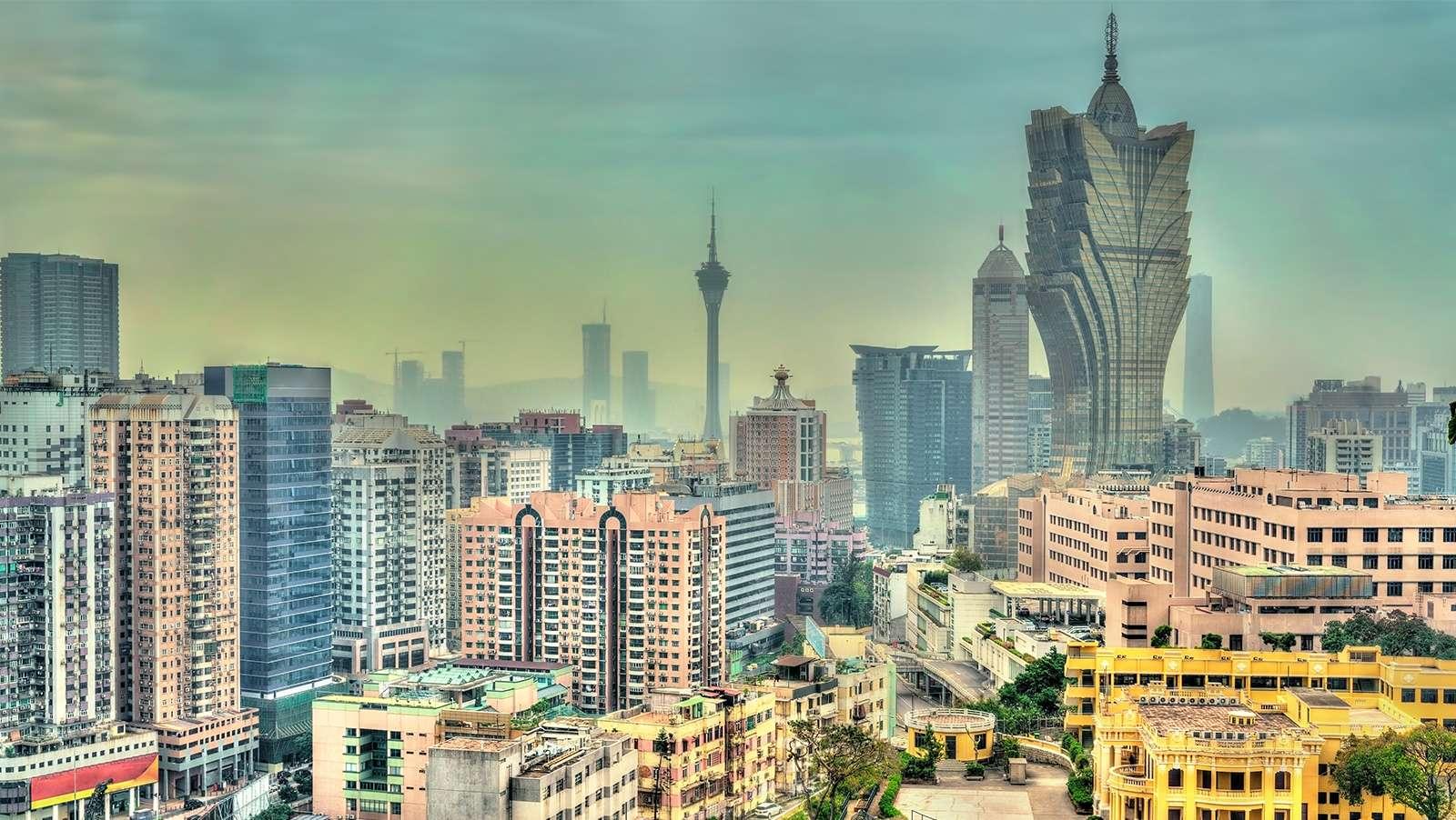 Macau casinos prepare as typhoon season approaches