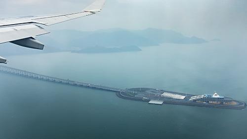 Macau provides updates on border crossings, train construction