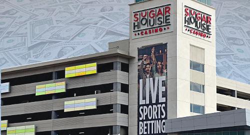 Sports betting, fantasy push Pennsylvania to record revenue
