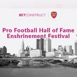 Pro Football Hall of Fame invites BetConstruct to Enshrinement Fest