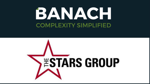 Banach Technology provides The Stars Group with market leading US product