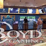Boyd Gaming says sports betting is all about driving casino traffic