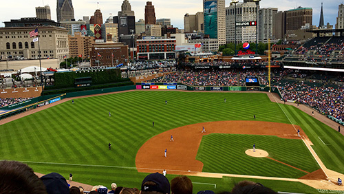 """Detroit Tigers responsible for """"astronomical"""" betting wins"""