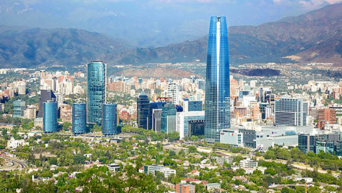 Five dead after shooting at Chile casino