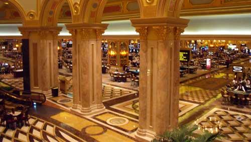 Las Vegas Sands downgraded over Macau slump