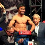Manny Pacquiao helping to stop illegal gambling in the Philippines