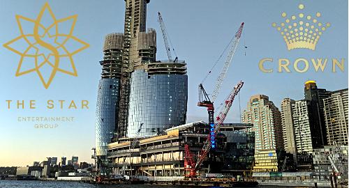 The Star, Crown both get good news re Sydney casino plans