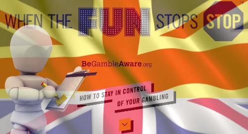 'Major flaws' in UK responsible gambling label study