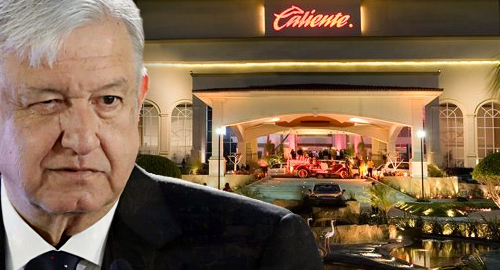 Mexico's el presidenté says read his lips: no new casino licenses