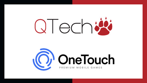 OneTouch secures QTech Games distribution deal