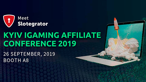 Online casino software developer Slotegrator attends Kyiv iGaming Affiliate Conference