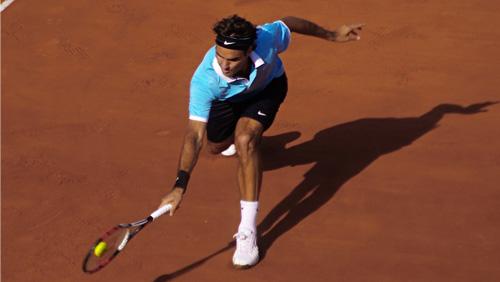 Race to 21: Roger Federer