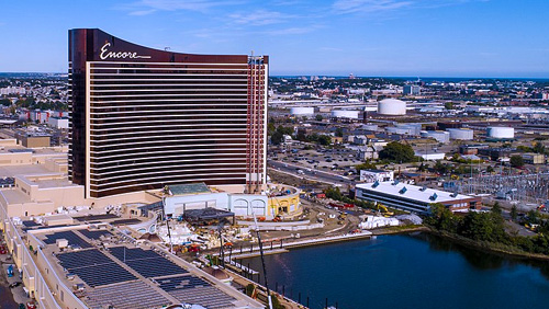 Wynn completes financing deals as Encore Boston exceeds expectations