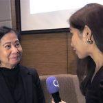 Andrea Domingo discusses upcoming G2E Asia @ Philippines
