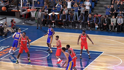BetVictor first to launch Inspired Virtual Basketball