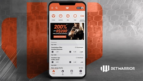 BetWarrior launches leading mobile sports betting product
