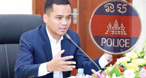 Cambodia gov't minister denies link to illegal online gambling ops