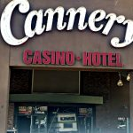 Kicked out of Cannery Casino, woman drives RV into glass doors