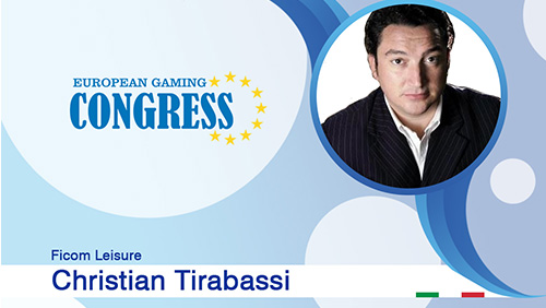 """Christian Tirabassi (Ficom Leisure) to moderate the """"Focus on Italy and Malta"""" compliance panel discussion at EGC2019 Milan"""