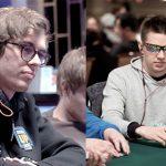 Fedor Holz and Matthias Eibinger team up to crack the Pokercode