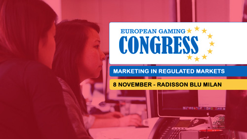 Hot panel discussion at European Gaming Congress Milan, marketing in regulated markets, moderated by Vasco Albuquerque (All-in Global)