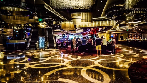 Macau's gambling tax soars as GDP stumbles