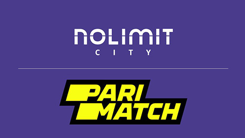 Nolimit City celebrates Parimatch deal with go-live announcement