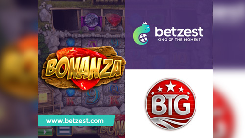 Online Casino and Sports Betting BETZEST goes live with Big Time Gaming (BTG)