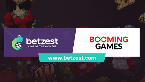 Online casino and sports betting operator Betzest goes live with Booming Game