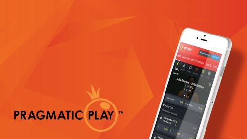 Pragmatic Play live with Stoiximan group brand Betano