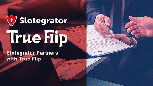 Software Developer Slotegrator partners with Game Provider True Flip