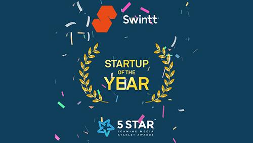 Swintt celebrates its first award