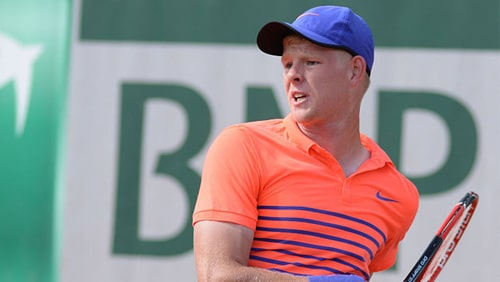 What's happening with Kyle Edmund?