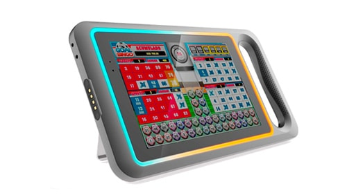Award winning US casino specialist to debut 'unique' gaming tablet in first appearance at ICE London